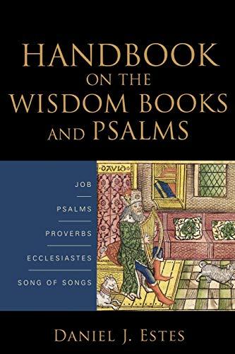 9780801038884: Handbook on the Wisdom Books and Psalms