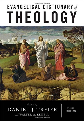 9780801039461: Evangelical Dictionary of Theology