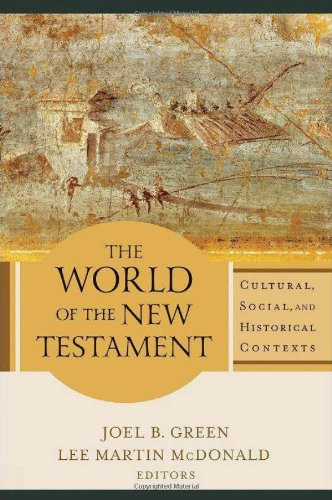 9780801039621: The World of the New Testament: Cultural, Social, and Historical Contexts