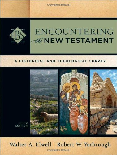 9780801039645: Encountering the New Testament: A Historical and Theological Survey (Encountering Biblical Studies)