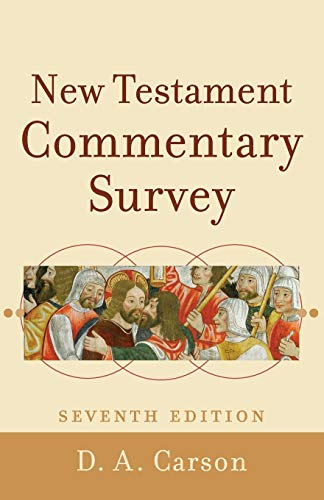 9780801039904: New Testament Commentary Survey