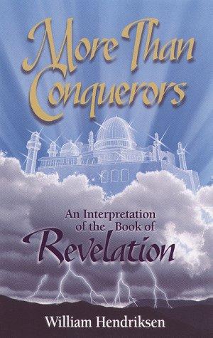9780801040269: More Than Conquerors