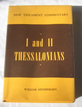 9780801040276: First and Second Thessalonians