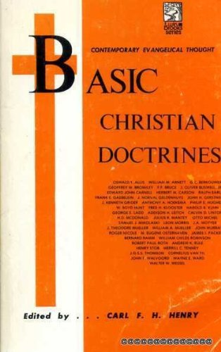 Basic Christian Doctrines (0801040337) by Henry, Carl F.