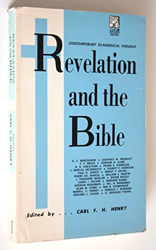 Revelation and the Bible: Henry, Carl F.