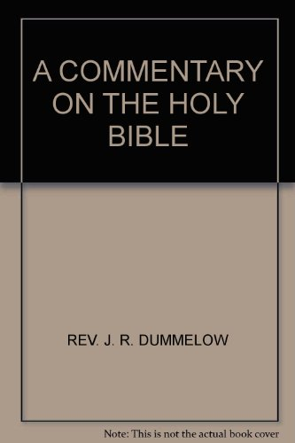 9780801040580: Commentary on the Holy Bible