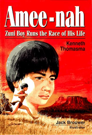 9780801040689: Amee-Nah: Zuni Boy Runs the Race of His Life (Amazing Indian Children (Hardcover))