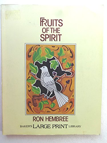 9780801041624: Fruits of the Spirit