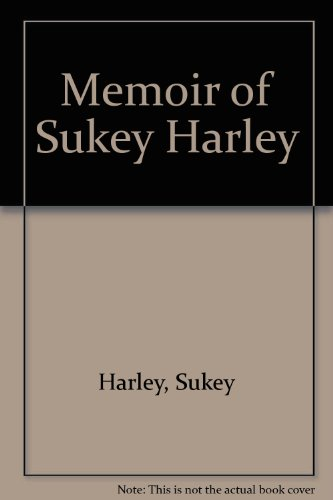 9780801041761: Memoir of Sukey Harley