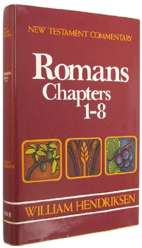 9780801042362: New Testament Commentary: Exposition of Paul's Epistle to the Romans, Vol. 1: Chapters 1-8