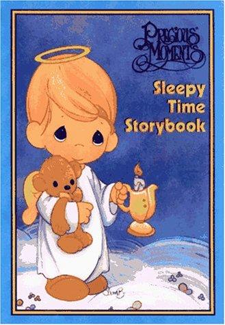 Precious Moments Sleepy Time Storybook