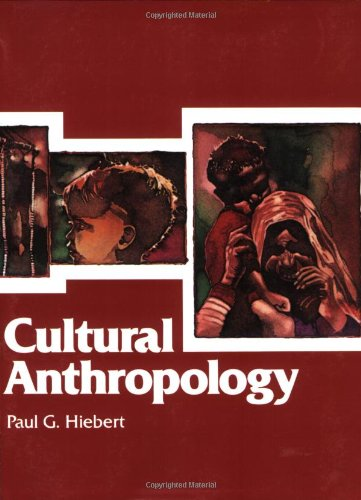9780801042737: Cultural Anthropology