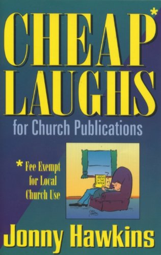 9780801043758: Cheap Laughs for Church Publications