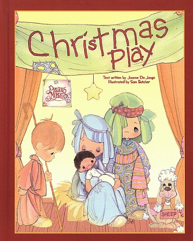 9780801044243: Precious Moments Christmas Play