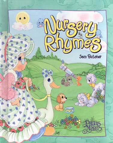9780801044267: Nursery Rhymes: Precious Moments