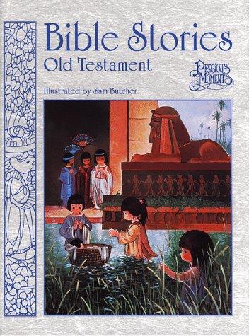 9780801044274: Bible Stories: Old Testament : Precious Moments (Precious Moments (Baker Book))
