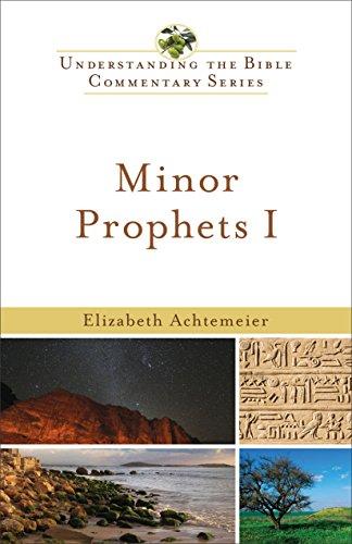 9780801045431: Minor Prophets I (Understanding the Bible Commentary Series)