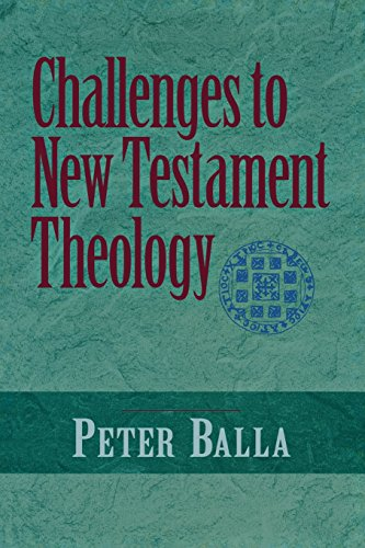 9780801045516: Challenges to New Testament Theology: An Attempt to Justify the Enterprise