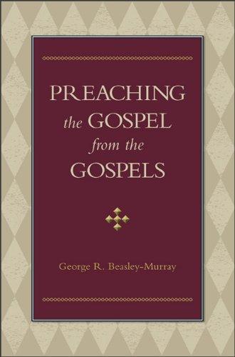 9780801045592: Preaching the Gospel from the Gospels