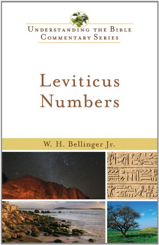 9780801045608: Leviticus, Numbers (Understanding the Bible Commentary Series)
