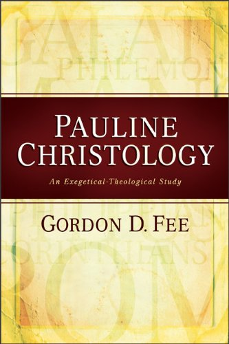 9780801046254: Pauline Christology: An Exegetical-Theological Study