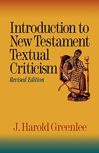 9780801046445: Introduction to New Testament Textual Criticism