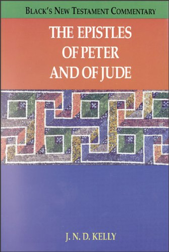 9780801046803: The Epistles of Peter and of Jude (Black's New Testament Commentary)