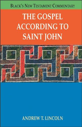 9780801046919: The Gospel According to Saint John
