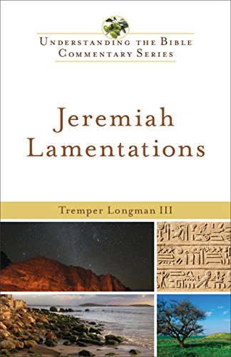 9780801046957: Jeremiah, Lamentations (Understanding the Bible Commentary Series)