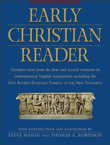 9780801046995: Early Christian Reader