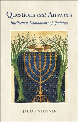 9780801047336: Questions and Answers: Intellectual Foundations of Judaism