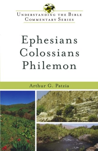 9780801047398: Ephesians, Colossians, Philemon (Understanding the Bible Commentary Series)
