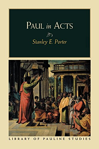 9780801047473: Paul in Acts (Library of Pauline Studies)