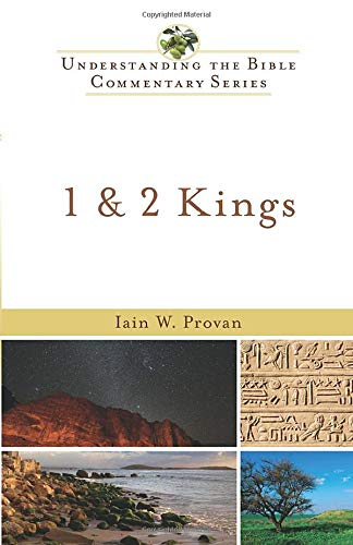 9780801047480: 1 & 2 Kings (Understanding the Bible Commentary Series)
