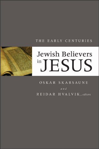 9780801047688: Jewish Believers in Jesus: The Early Centuries