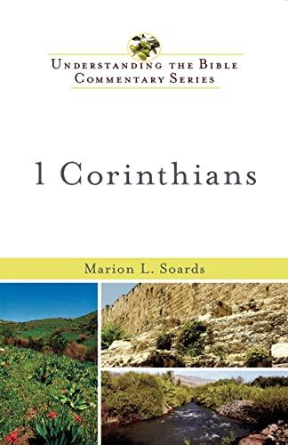 9780801047725: 1 Corinthians (Understanding the Bible Commentary Series)