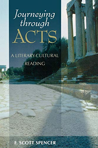 9780801047763: Journeying through Acts: A Literary-Cultural Reading