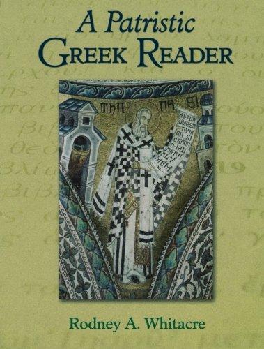 9780801048012: A Patristic Greek Reader