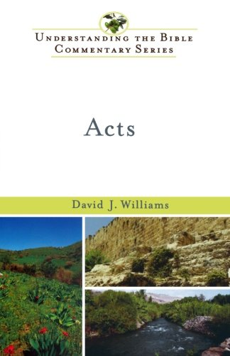 9780801048050: Acts (Understanding the Bible Commentary Series)