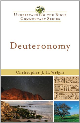 Deuteronomy (Understanding the Bible Commentary Series): Christopher J. H. Wright