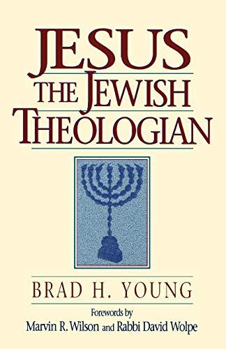 9780801048173: Jesus the Jewish Theologian