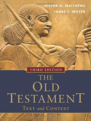9780801048357: Old Testament: Text and Context: Text And Context, The