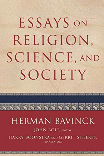 9780801048678: Essays on Religion, Science, and Society
