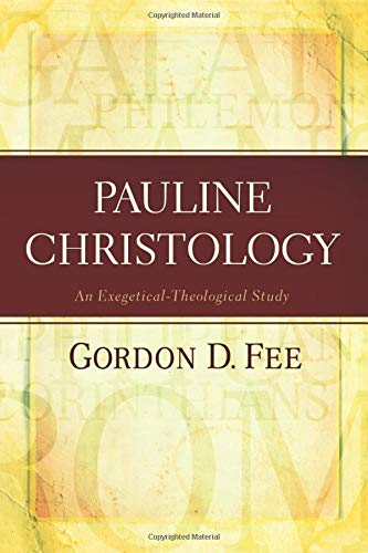 9780801049545: Pauline Christology: An Exegetical-Theological Study