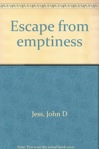Escape from emptiness: Jess, John D