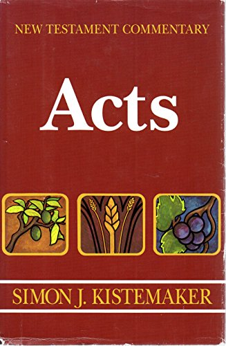 9780801052903: New Testament Commentary: Acts