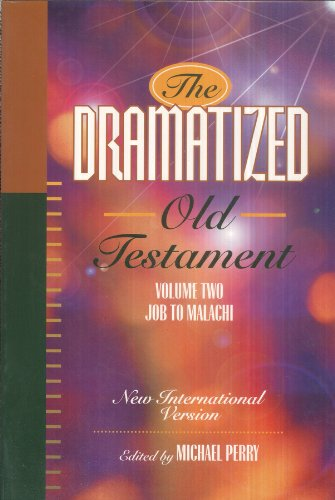 The Dramatized Old Testament :Job to Malachi, New International Version, Vol. 2