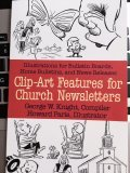 9780801054655: Clip-Art Features for Church Newsletters, No 1