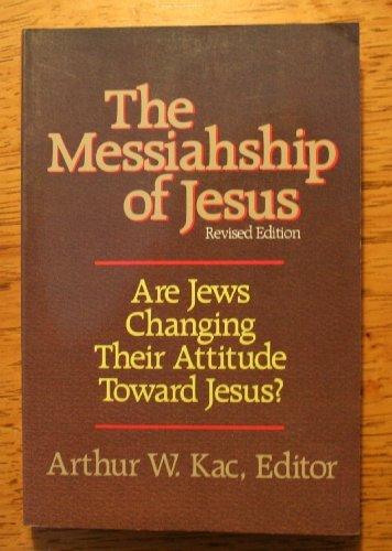 9780801054709: The Messiahship of Jesus