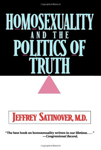 9780801056253: Homosexuality and the Politics of Truth